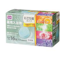 薬用入浴剤 にごり湯タイプ 368円(税抜)