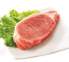 国産豚肉ロース切身 167円(税抜)