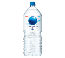 キリン アルカリイオンの水 68円(税抜)