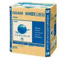 キリン アルカリイオンの水 ケース 378円(税抜)
