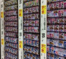 さば缶詰 95円(税抜)