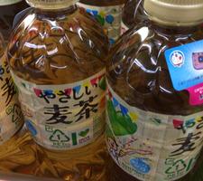やさしい麦茶 72円(税抜)