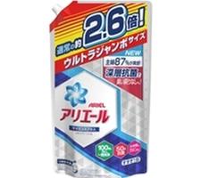 アリエールジェル ウルトラジャンボ詰替え 598円