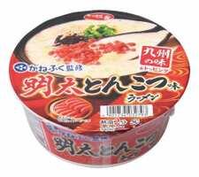 サッポロ一番明太とんこつ味 ラーメン 108円
