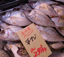 平アジ 225円(税抜)