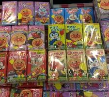 アンパンマンジュースよりどり2個 300円(税抜)