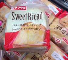 スイートブレッド 100円(税抜)