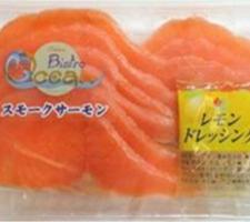 スモークサーモン 298円(税抜)