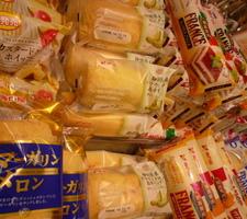 菓子パン 88円(税抜)