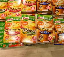 クノールカップ 258円(税抜)