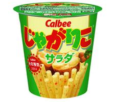 カルビー・じゃがりこサラダ 88円(税抜)