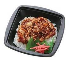 豚焼肉丼 300円(税抜)