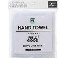 ハンドタオル 各種 100円(税抜)