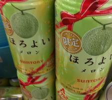 ほろよいメロン 108円(税抜)
