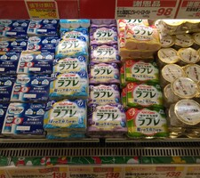 植物性乳酸菌ラブレ(各種) 138円(税抜)