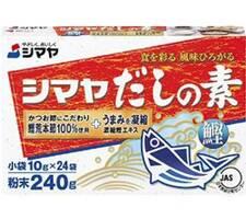 だしの素 238円(税抜)