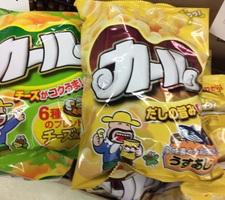 カール各種 78円(税抜)