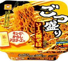 マルちゃんごつ盛ソース焼そば 77円(税抜)
