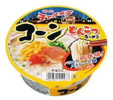 明星チャルメラコーンカップ 89円(税抜)