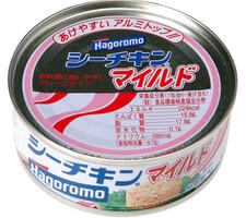 シーチキンマイルド 87円(税抜)