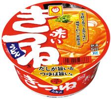 赤いきつね 87円(税抜)