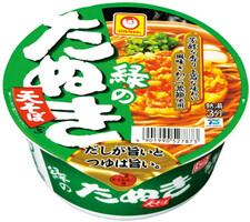 緑のたぬき 79円(税抜)