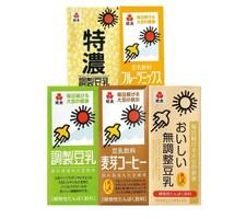 豆乳各種 178円(税抜)