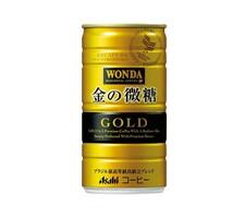 ワンダ金の微糖 185G 49円(税抜)