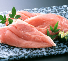 若鶏胸肉 62円