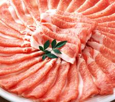 豚ローススライス しゃぶしゃぶ用 198円(税抜)