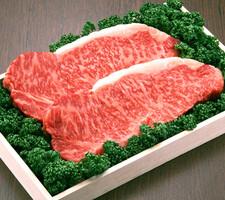 牛肉サーロインステーキ用 198円(税抜)