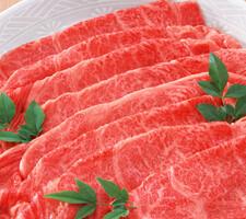 黒毛和牛肩ロースうす切り 780円(税抜)