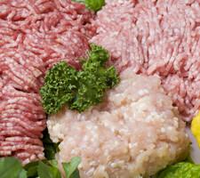 国産豚徳用挽肉 98円(税抜)