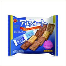 アルフォート 278円(税抜)