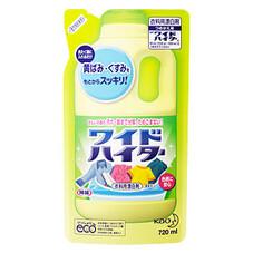 簡単ワイドハイター詰替用 118円(税抜)