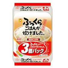 マルちゃん ふっくらごはんが炊けました 297円(税抜)