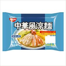 中華風涼麺 158円(税抜)