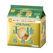 マルチャン・正麺・豚骨味 278円(税抜)