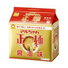 マルチャン・正麺・醤油味 278円(税抜)