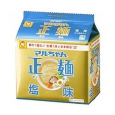 マルチャン・正麺・塩味 278円(税抜)