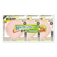 朝のフレッシュロースハム・ベーコン 198円(税抜)