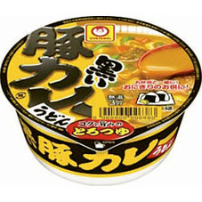 黒い豚カレー 108円(税抜)