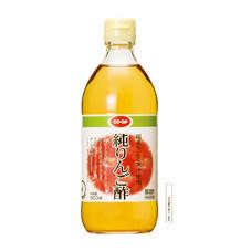 国産果汁使用純りんご酢 348円(税抜)