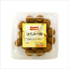 はちみつ梅 368円(税抜)
