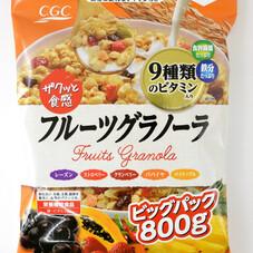 フルーツグラノーラ 598円(税抜)
