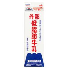 丹那低脂肪牛乳 167円(税抜)