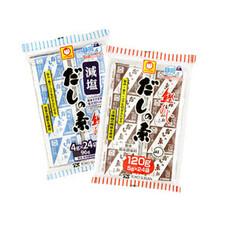 だしの素・鰹あじ減塩 177円(税抜)