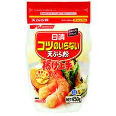 コツのいらない天ぷら粉 178円(税抜)