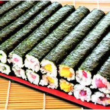 巻寿司バイキング(細巻 中巻ハーフ) 98円(税抜)