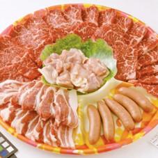 ファミリー焼肉セット 1,980円(税抜)
